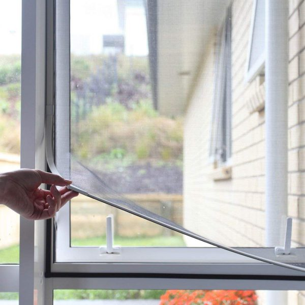 MagStick רשת נגד יתושים מגנטית לחלון